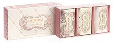 Crabtree  Evelyn Perfumed Bath Soap Set Evelyn Rose >>> For more information, visit image link.Note:It is affiliate link to Amazon.