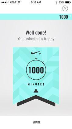 1000 minutes!