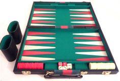 Backgammon Set (vintage), Cool Christmas pressie!