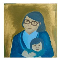 Grandmother with her granddaughter, oil, 50cm x 50cm, August 2020.  #art #oilpainting #oiloncanvas #familypainting #artist #dianadzene #portrait #artwork #artforthesoul #saatchiart #grandmother Family Painting, Instagram Accounts, Oil On Canvas, Diana, Saatchi Art, Portrait, Artist, Artwork, Work Of Art