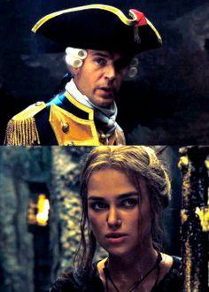 Norrington & Elizabeth