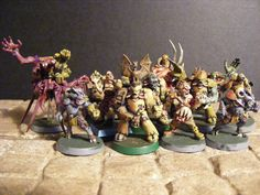 Blood Bowl: Nurgle's Rotters