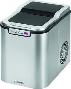 Eiswürfelbereiter Icemaker Eiswürfelmaschine Eiscrasher Eismaschine 2,2L Gastro