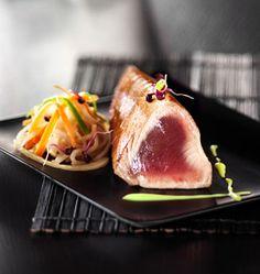 Longe de thon mi-cuite à la japonaise - Ôdélices : Recettes de cuisine faciles et originales !