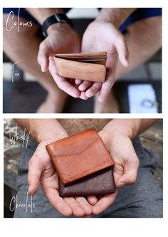 mens wallet by emmiewillis on Etsy Small Leather Wallet, Leather Keychain, Small Leather Goods, Leather Pouch, Leather Men, Leather Wallets, Pink Leather, Good Wallets, Men's Wallets