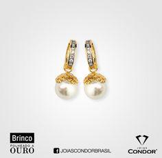 60 melhores imagens de joias   Jewels, Ear rings e Paths 9a98c95348