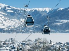 Zell am See (Austria) - this is where I honeymooned!