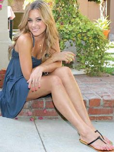 Lauren Conrad a lovely American television personality, fashion designer, actress, model, and author.