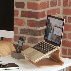 MONOQI | Laptop Stand - Bamboo