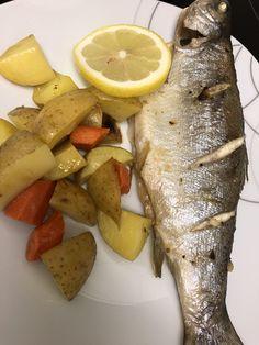 Fish, Meat, Kitchen, Cooking, Kitchens, Cuisine, Ichthys, Cucina, Kitchen Floor