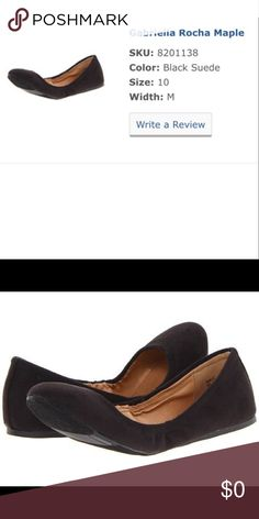 ✨ISO✨GABRIELLA ROCHA BLACK SUEDE FLATS SIZE 10 In search of: GABRIELLA ROCHA BLACK SUEDE FLATS SIZE 10. Gabriella Rocha Shoes Flats & Loafers