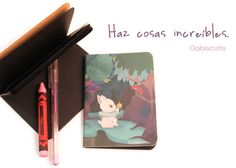 Gabiscuits Pocket Notebooks