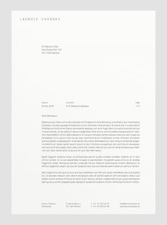 Resume template and graphic design with a minimalist and modern layout. Simplicity in design. Minimal Graphic Design, Corporate Design, Graphic Design Typography, Lettering Design, Graphic Design Inspiration, Layout Design, Web Design, Form Design, Print Layout
