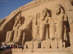 Templo de Abul Simbel