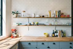 Industrial Kitchen by PAVONETTI Office of Design