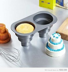 Best cupcake tin ever!