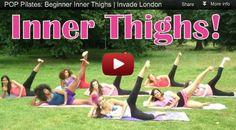 Blogilates Inner Thigh Workout