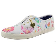 Keds Taylor Swift Champion Flower Women Sneakers ($26) ❤ liked on Polyvore  featuring shoes