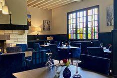 Hôtel de Charme et Restaurant | Le Moulin Fouret Hotel Restaurant, Le Moulin, Conference Room, France, Table, Furniture, Home Decor, Kitchen Modern, Cookout Restaurant