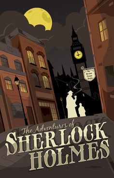 Sherlock Holmes by MikeMahle.deviantart.com on @deviantART