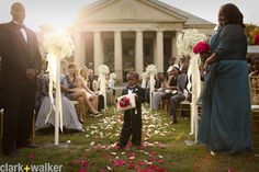 Emanuelle and Herbet were married in a traditional Haitian religious ceremony, officiated by both of their fathers who are pastors. The light during the ceremony made for some absolutely breathtaking shots…  |    hall_of_springs_wedding_clark+walker_studio_05