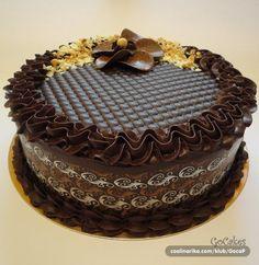 "Torta""Kao Ferrero Rocher""by Pota — Coolinarika"