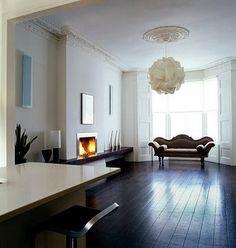 Floor Fetish: gorgeous wooden floors