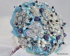 Tiffany Hydrangea Bouquet – Blue Petyl