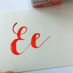 603 Likes, 15 Comments - G r a c e S o n g Hand Lettering Alphabet, Alphabet Design, Calligraphy Alphabet, Script Lettering, Typography Letters, Brush Lettering, Caligraphy, Lettering Design, Calligraphy Doodles