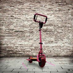 Kuma. Electric Scooter Portable on Behance