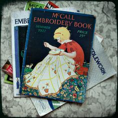 Early 20th Century Pattern Magazines