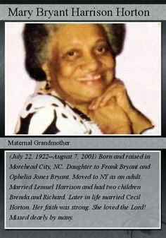 Fearless Females:  Genealogy Trading Card for Mary Bryant Harrison Horton --How Did I Get Here? My Amazing Genealogy Journey #genealogy