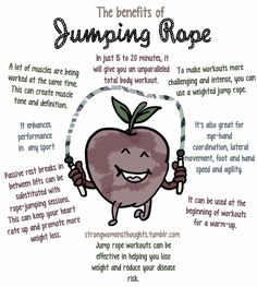 The Benefits of Jumping Rooe Fitness Motivation, Daily Motivation, Fitness Tips, Exercise Motivation, Health Fitness, Exercise Facts, Paleo Fitness, Exercise Cardio, Health Exercise