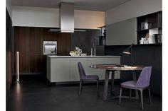 Alea Kitchen by Paolo Piva & CR&S Varenna for Poliform