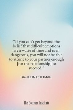 How do you feel about your feelings? On the Gottman Relationship Blog, Stacy Hubbard, LMFT offers tips to help you explore your emotional history and understand how it may impact your intimate conversations.