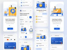 Mobile App Ui, Mobile App Design, Ui Ux Design, Design Agency, Ecommerce Website Design, Online Courses, Challenges, Branding, Education