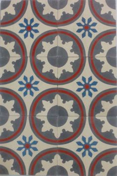 Modelo 137 #casa #house #home #tiles #floor #walls #Spain #Spanish #andalusia  #azulejos #traditional #tradicional