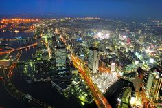 Japão Sky Night Cruise 1