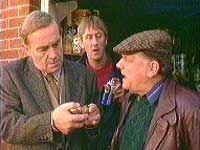 Time on our Hands image David Jason, Only Fools And Horses, Hand Images, Comedy Tv, The Fool, Tv Shows, Chips, Hands, Actors