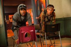 Troy and Abed in 'Community.' (Justing Lubin—NBC/Getty Images)