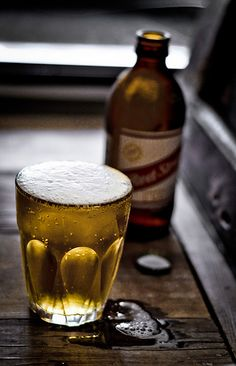 Recipe-1 Beer...1 Glass...drink...repeat...drink...repleat...drilink...repleek...