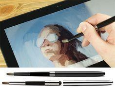 Sensu Artist Brush for Touchscreen Devices - $39.99 at Daniel Smith.com