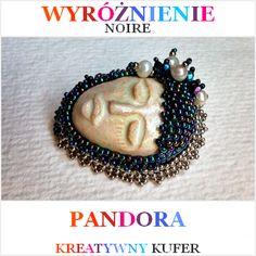 Wyniki Wyzwania Tematycznego - Mityczna postać: Pandora | Kreatywny Kufer http://manufakturanoire.blogspot.com/