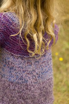 This was one heck of a satisfying knit.        It was soooooooooo fast to knit. Done knitting in 5 days. Took me 2 more to work in the e...