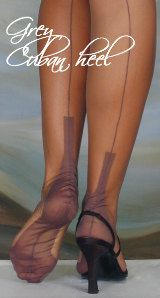 Touchable - UK shop for fully fashioned stockings, RHT, suspender belts, lingerie, delivery world-wide Vintage Stockings, Nylon Stockings, Nylons, Whatsoever Things Are Lovely, Ron White, Vintage Girdle, Fully Fashioned Stockings, Stocking Tops, Gladiator Sandals