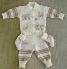 Вязаная одежда: костюмчики для новорожденного. Санкт-Петербург. Мастер по вязанию — Вязание крючком для детей и мам. Модели от мастеров по вязанию на заказ