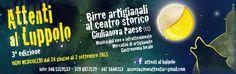 Attenti al luppolo, birre da tutto il mondo nel centro storico di Giulianova - L'Abruzzo è servito   Quotidiano di ricette e notizie d'AbruzzoL'Abruzzo è servito   Quotidiano di ricette e notizie d'Abruzzo