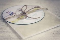 Homemade CD Packaging @Alicia {of Project Alicia}