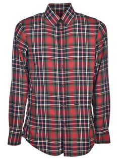 DSQUARED2 Dsquared2 Checked Shirt. #dsquared2 #cloth #