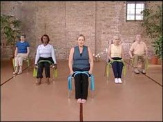 http://www.StrongerSeniors.com      The Stronger Seniors Core Strength Program is designed to help seniors develop strength and enhance their ability to function better in daily life. This is a chair-based Pilates program incorporating core exercises to strengthen the back and abdominals, training the body from the inside out.    Modified for the c...